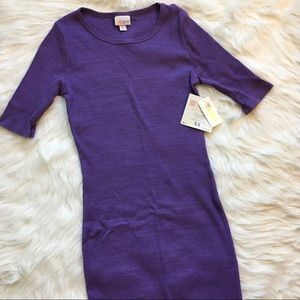 🆕 XS LuLaRoe Julia Purple